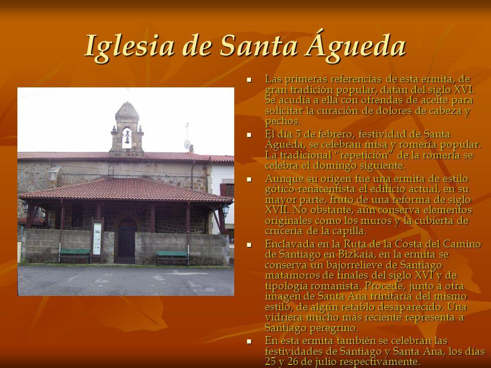 Iglesia de Santa Águeda