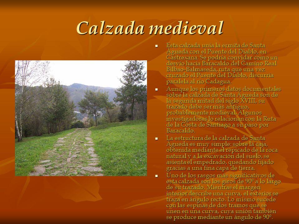 Calzada medieval