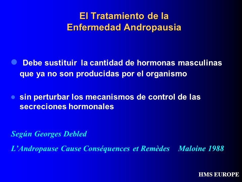 El Tratamiento de la Enfermedad Andropausia
