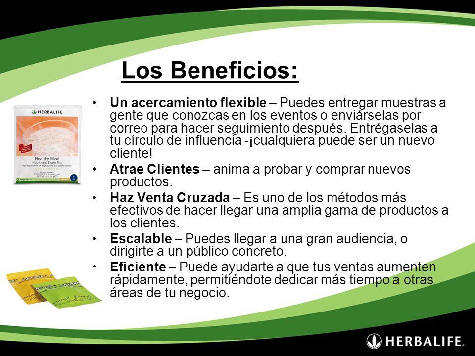 Los Beneficios: