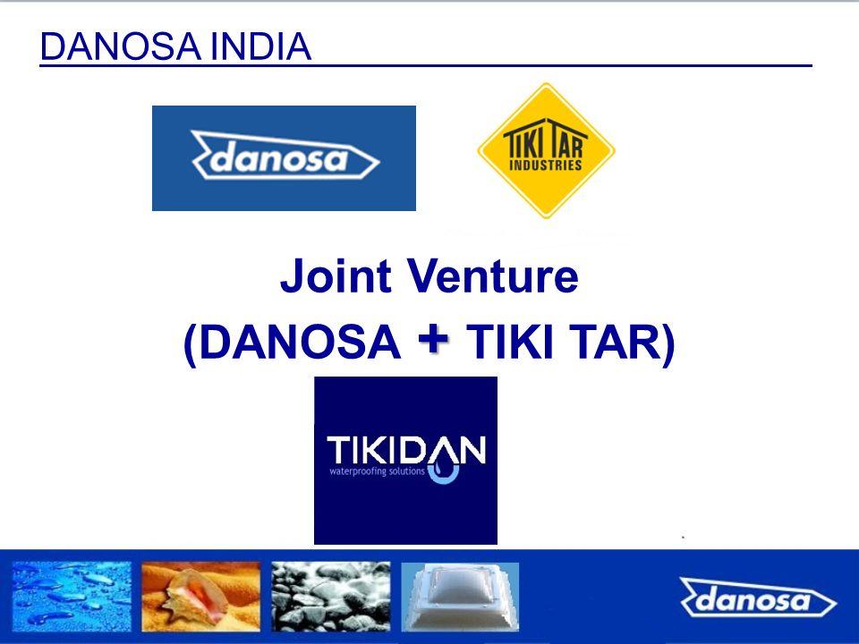 Joint Venture (DANOSA + TIKI TAR)