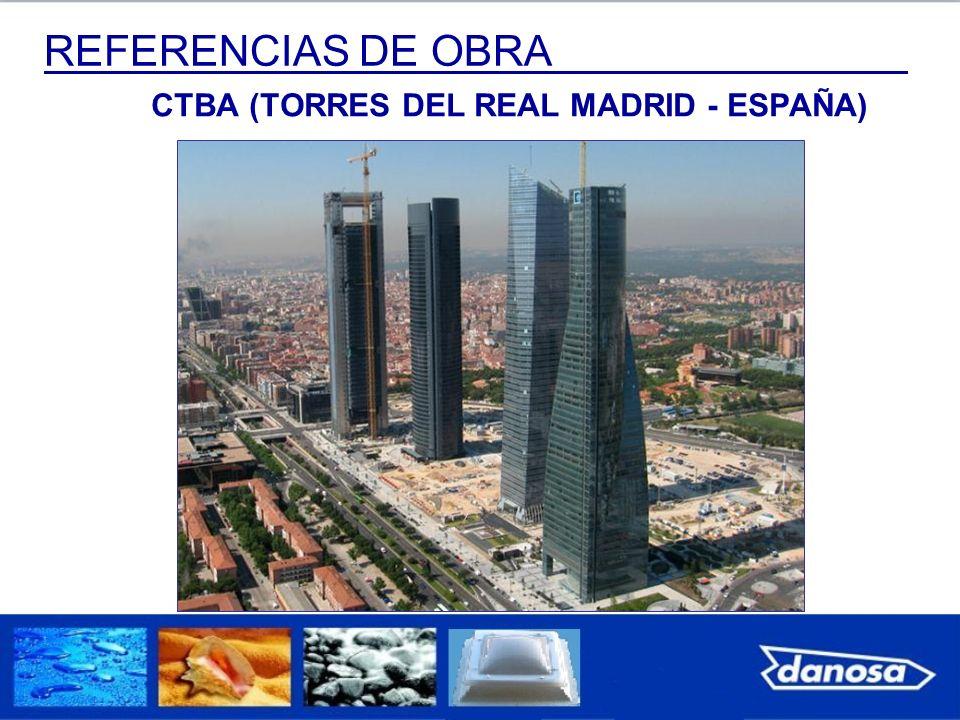CTBA (TORRES DEL REAL MADRID - ESPAÑA)
