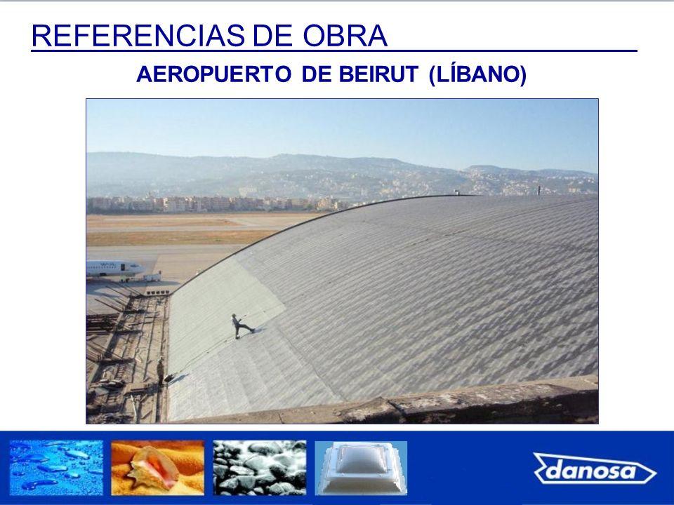 AEROPUERTO DE BEIRUT (LÍBANO)