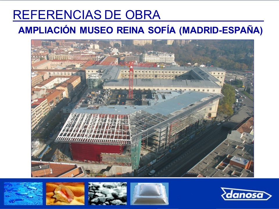 AMPLIACIÓN MUSEO REINA SOFÍA (MADRID-ESPAÑA)