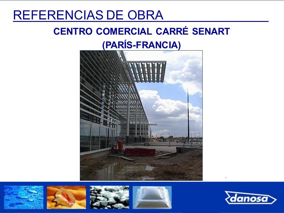 CENTRO COMERCIAL CARRÉ SENART