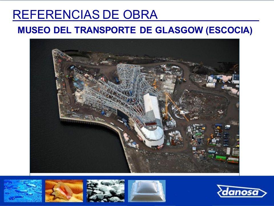 MUSEO DEL TRANSPORTE DE GLASGOW (ESCOCIA)