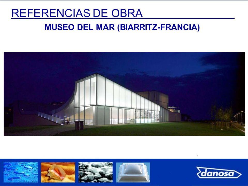 MUSEO DEL MAR (BIARRITZ-FRANCIA)