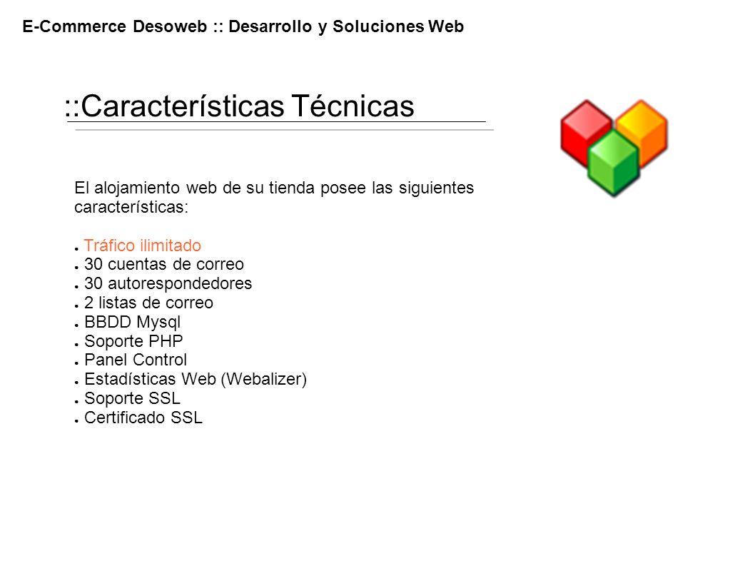 ::Características Técnicas