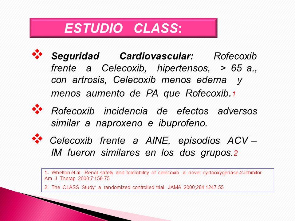 ESTUDIO CLASS: