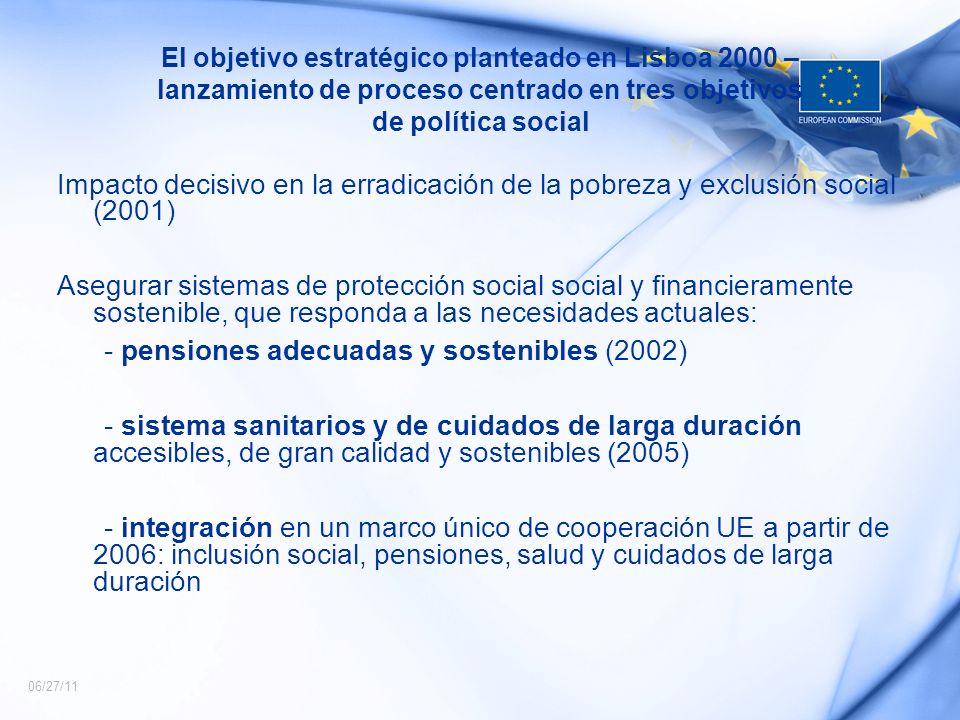 - pensiones adecuadas y sostenibles (2002)