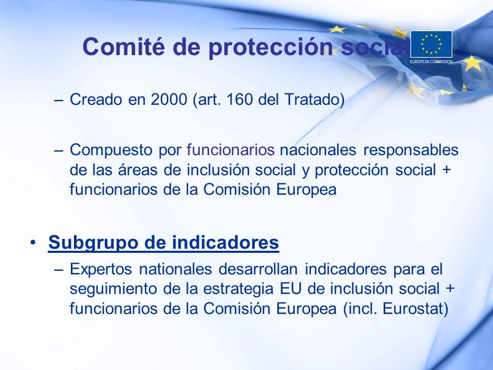 Comité de protección social