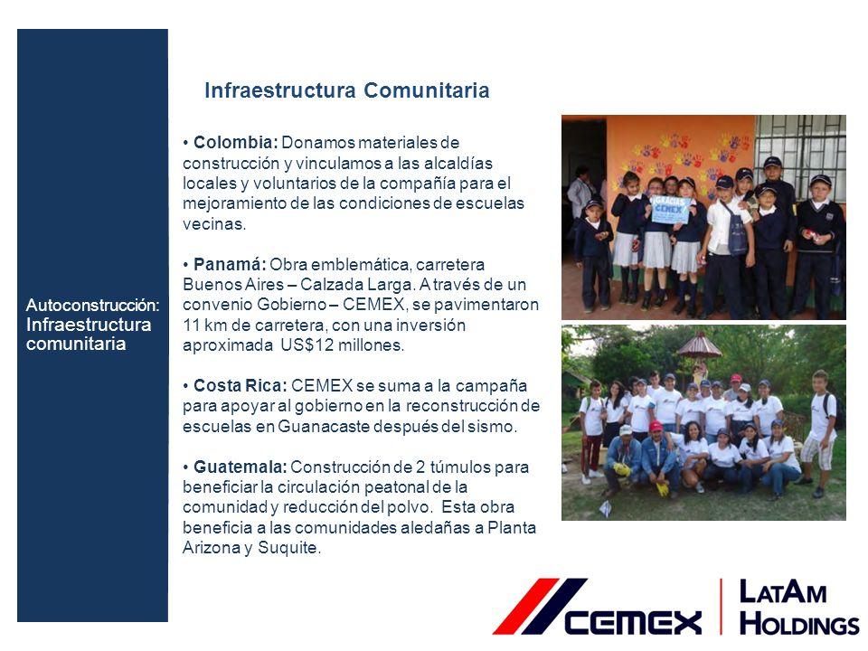 Infraestructura Comunitaria