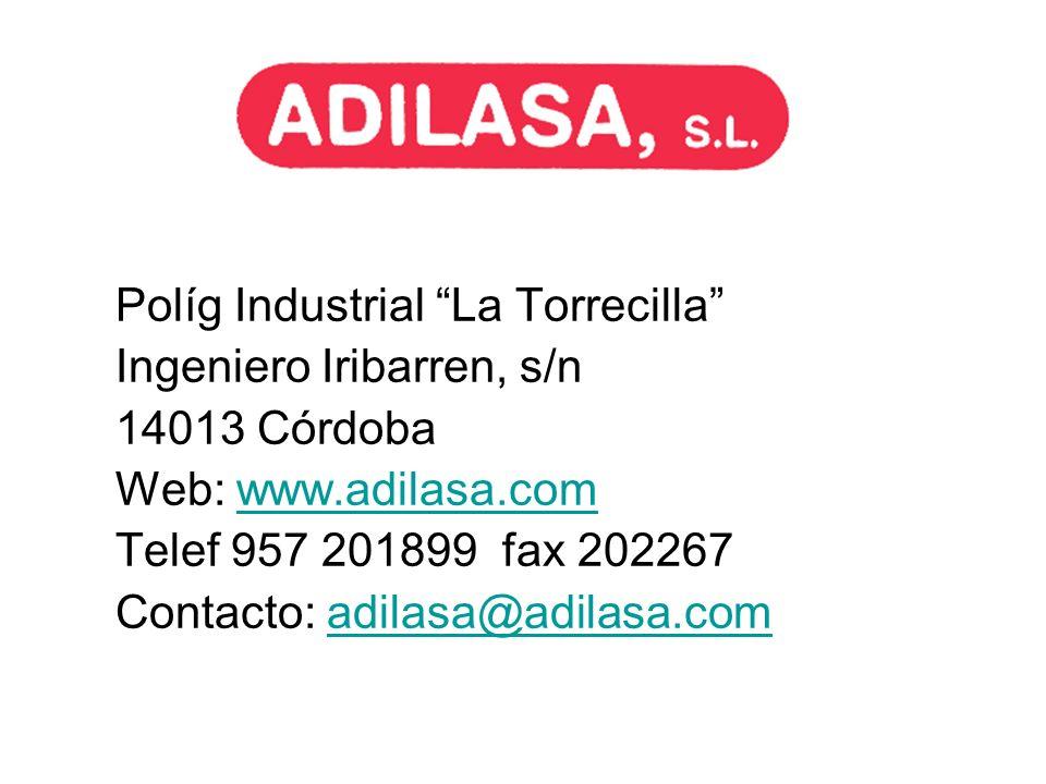 Políg Industrial La Torrecilla