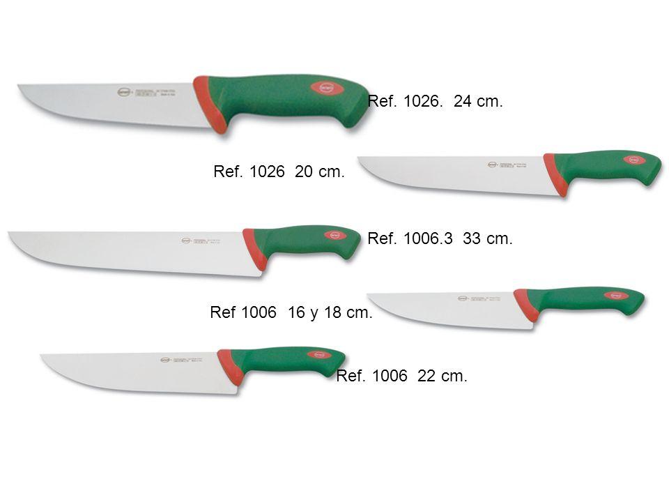 Ref. 1026. 24 cm. Ref. 1026 20 cm. Ref. 1006.3 33 cm. Ref 1006 16 y 18 cm. Ref. 1006 22 cm.