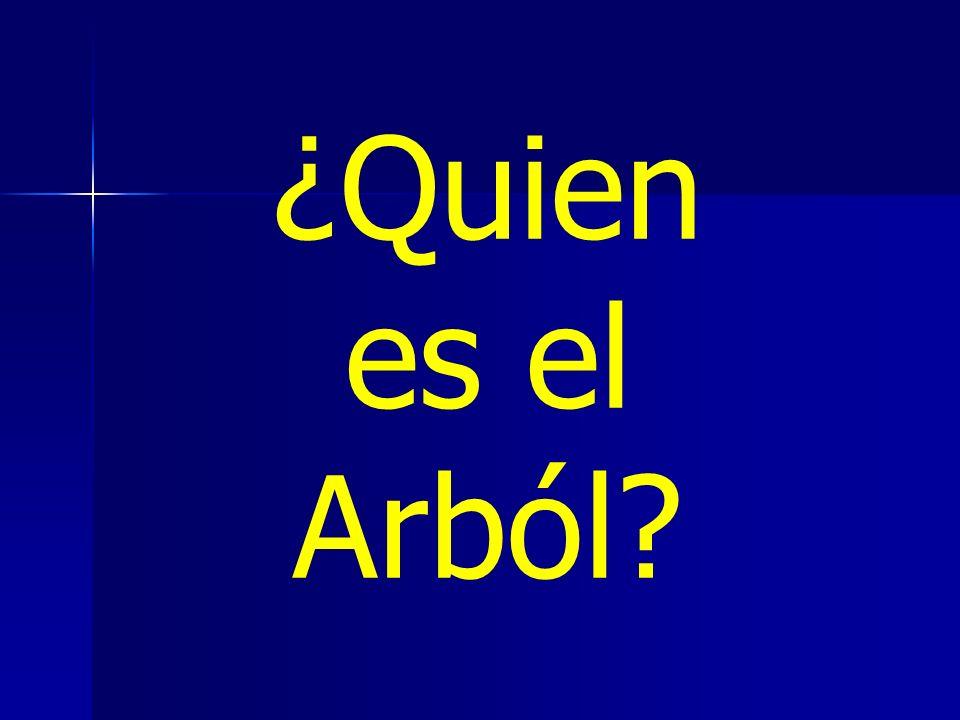 ¿Quien es el Arból