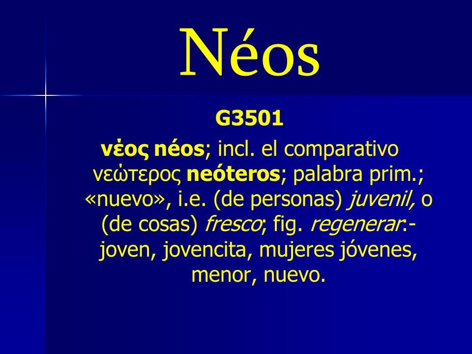 Néos G3501.