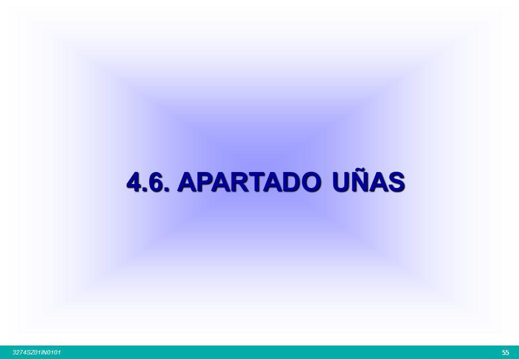 4.6. APARTADO UÑAS