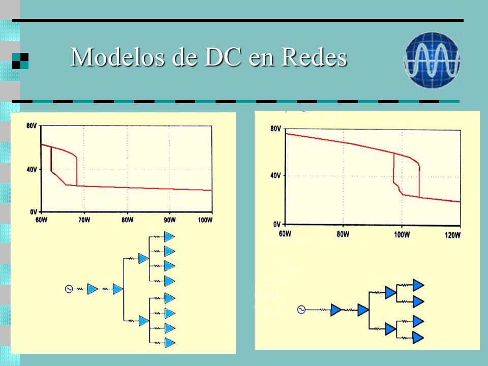Modelos de DC en Redes