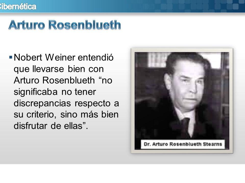 Arturo Rosenblueth