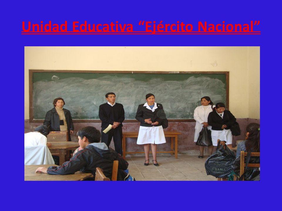 Unidad Educativa Ejército Nacional
