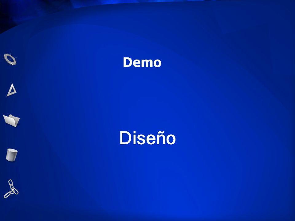 Demo Diseño