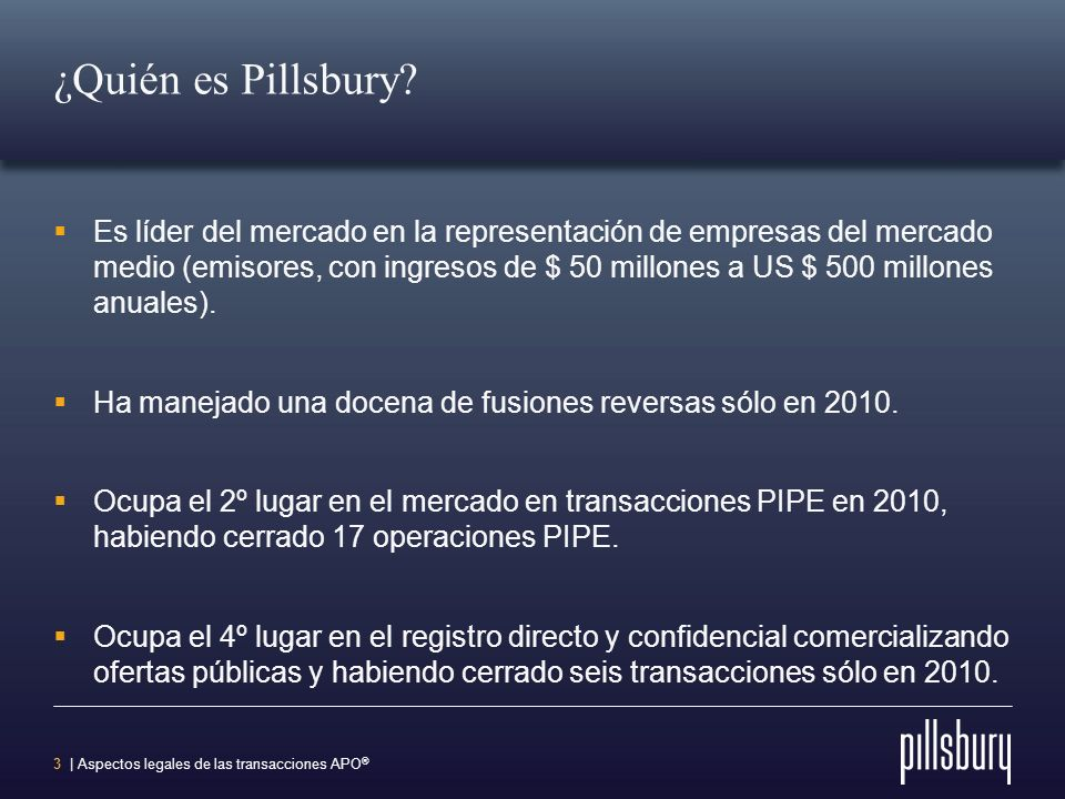 ¿Quién es Pillsbury