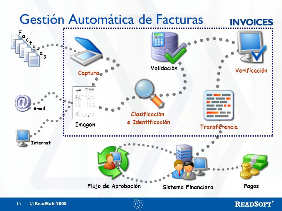 Gestión Automática de Facturas
