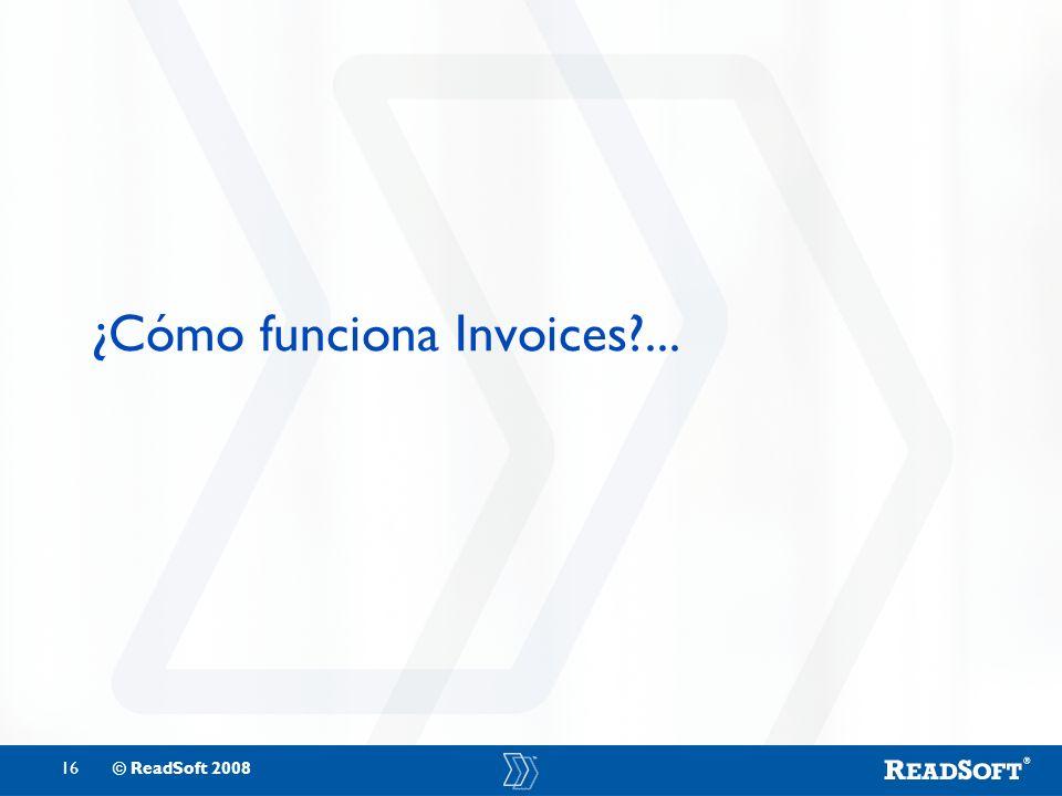 ¿Cómo funciona Invoices ...