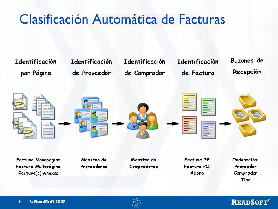 Clasificación Automática de Facturas