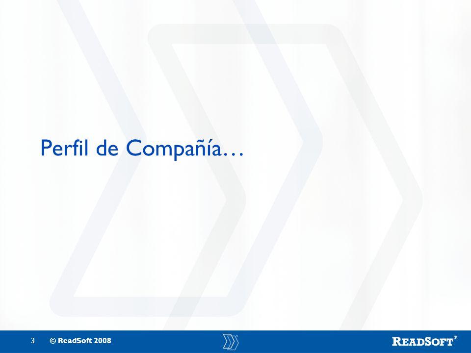 Perfil de Compañía…