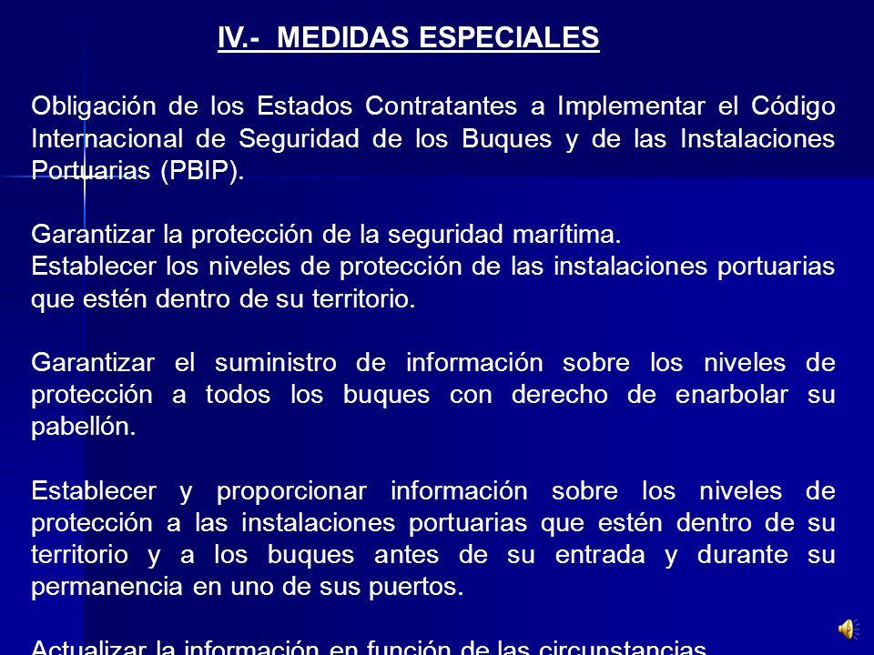 Garantizar la protección de la seguridad marítima.