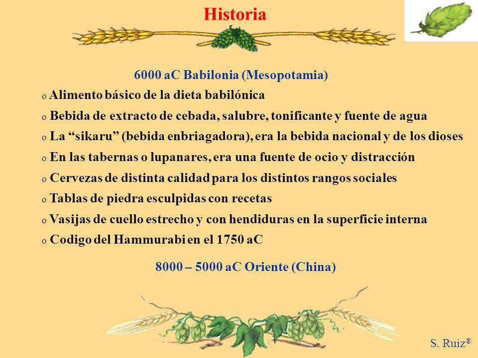 Historia 6000 aC Babilonia (Mesopotamia)