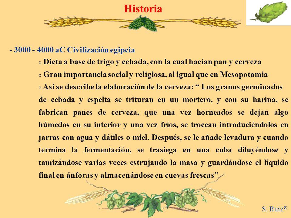 Historia - 3000 - 4000 aC Civilización egipcia