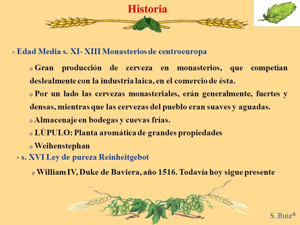 Historia - Edad Media s. XI- XIII Monasterios de centroeuropa