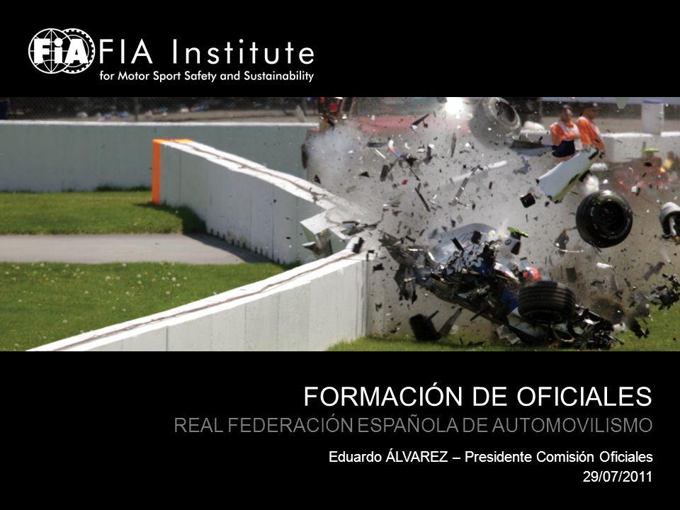 FORMACIÓN DE OFICIALES