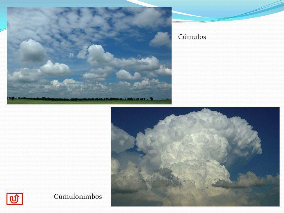 Cúmulos Cumulonimbos