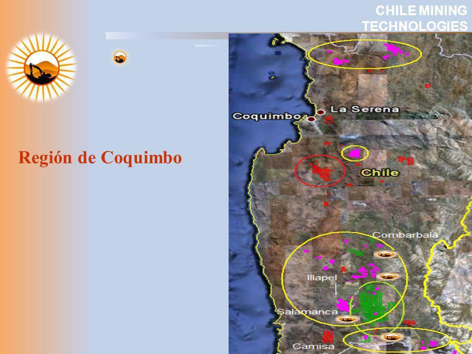 CHILE MINING TECHNOLOGIES Región de Coquimbo