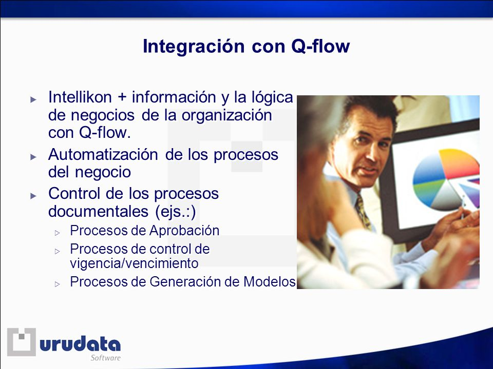 Integración con Q-flow