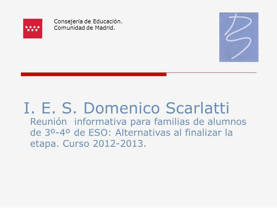 I. E. S. Domenico Scarlatti