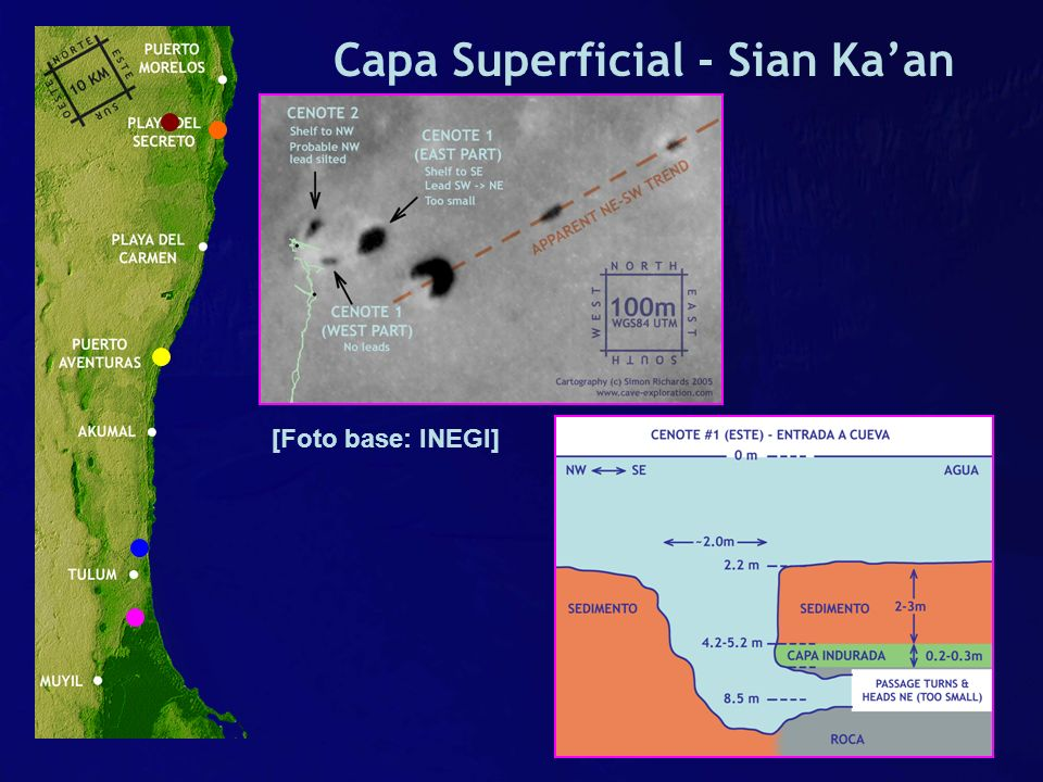 Capa Superficial - Sian Ka'an