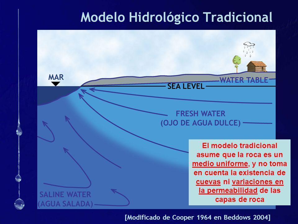 Modelo Hidrológico Tradicional