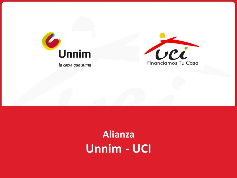 Alianza Unnim - UCI
