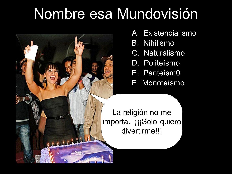 Nombre esa Mundovisión