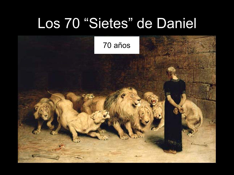 Los 70 Sietes de Daniel 70 años