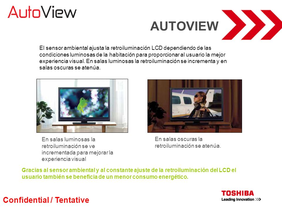 AUTOVIEW Confidential / Tentative