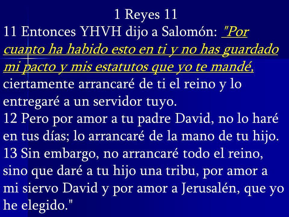 1 Reyes 11