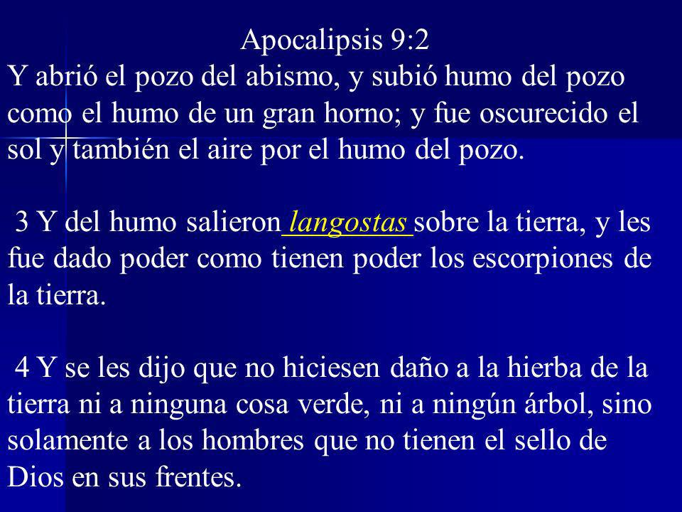 Apocalipsis 9:2