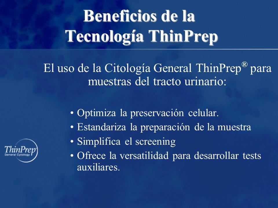 Beneficios de la Tecnología ThinPrep