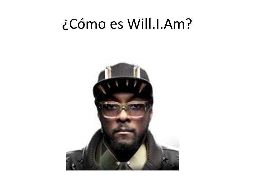 ¿Cómo es Will.I.Am