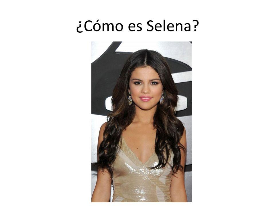 ¿Cómo es Selena